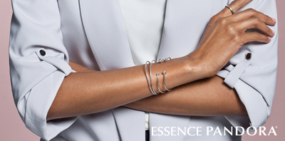 PANDORA ESSENCE Charms and Jewelry Collection