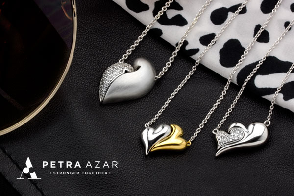 Petra Azar Magnetic Necklace Collection