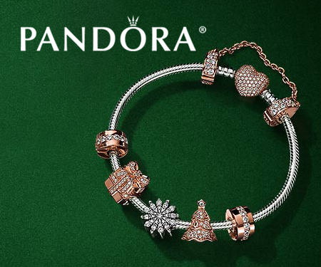 PANDORA Charms - New 2017 Winter Holiday Charms and Jewelry