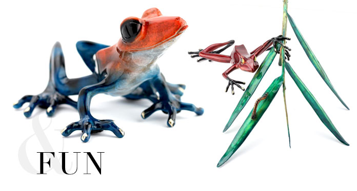 60% OFF Barry Stein Frogs