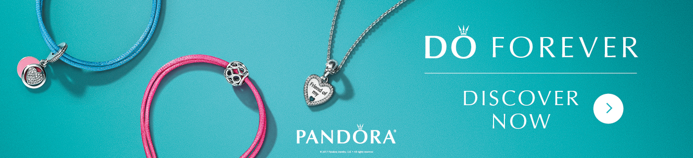 PANDORA 2017 Pre-Autumn Collection Now Available