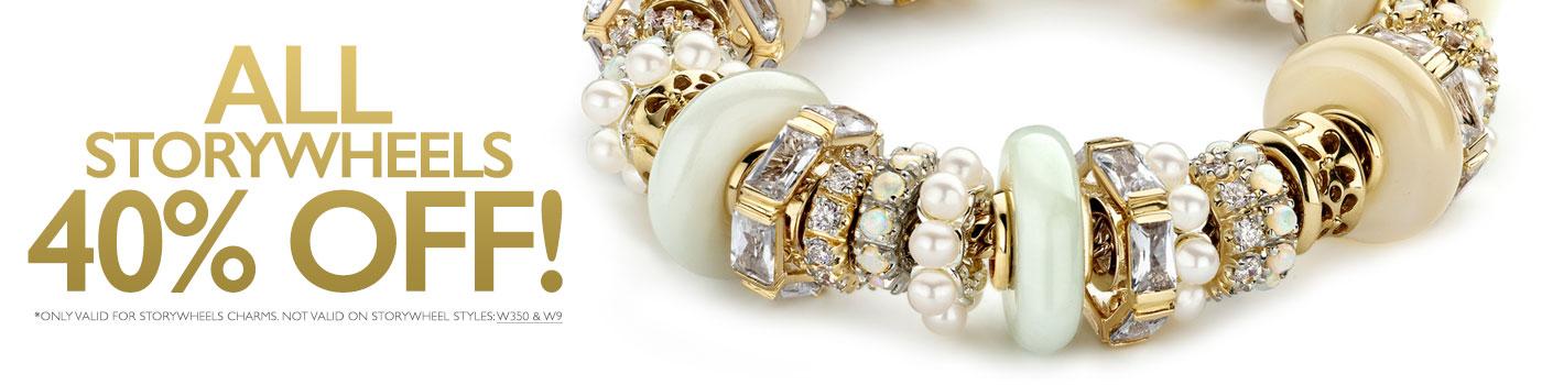 Storywheels charms elisa ilana for Pandora jewelry amarillo tx