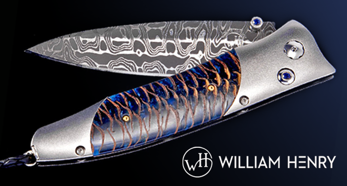 William Henry Men's Jewelry & Knives
