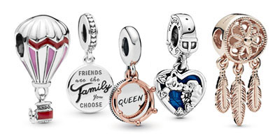 PANDORA Dangle Charms