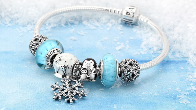 PANDORA Holiday Charms