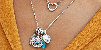 PANDORA Summer Inspirations Charms and Jewelry