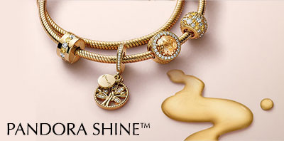 PANDORA Shine™ Colleciton