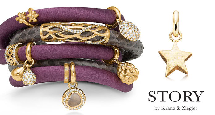 STORY by Kranz & Ziegler Jewelry Collection