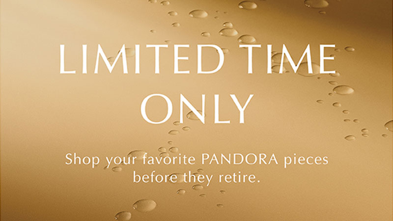 PANDORA Retired Charms and Jewelry