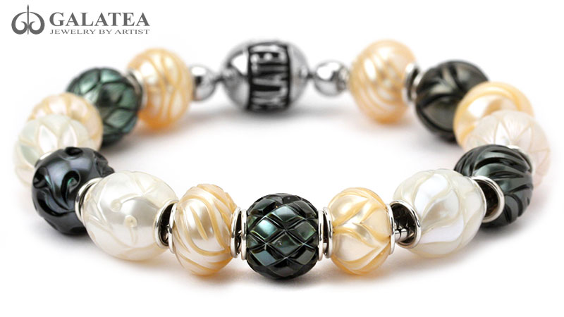 Galatea Pearl Charms