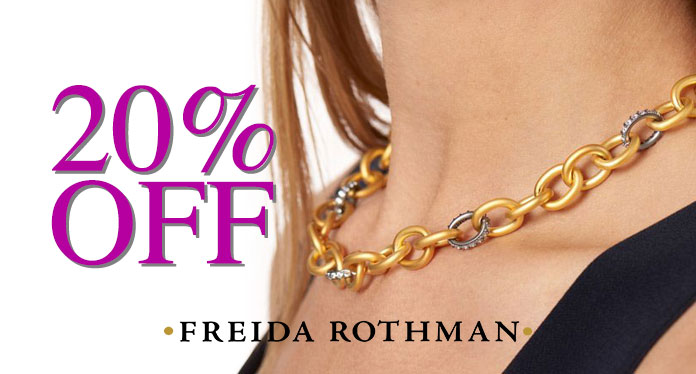Frieda Rothman Jewelry Collection