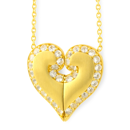 Petra Azar United Heart Necklace Collection