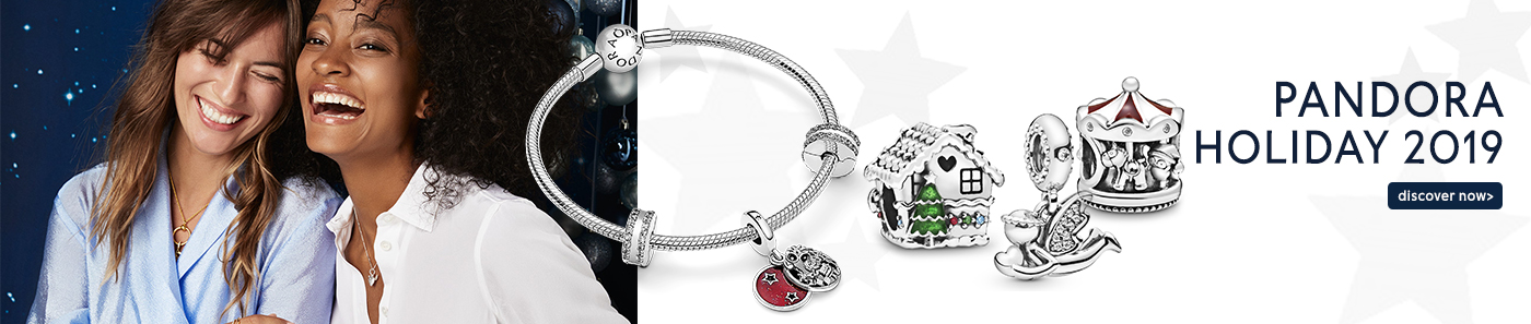 Pandora Holiday Collection 2019