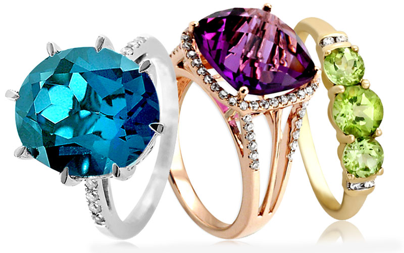 Colored Gemstone