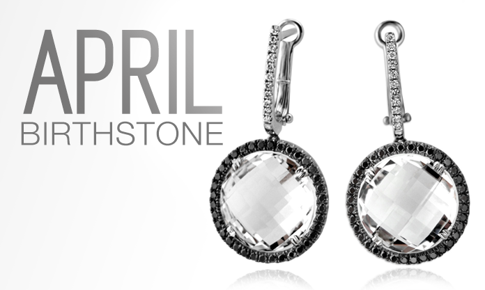 April Birthstone Jewelry