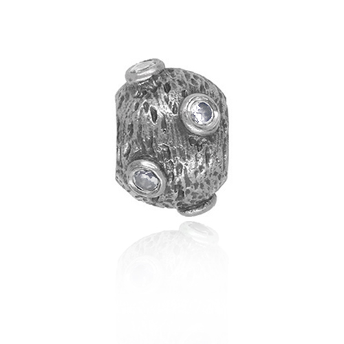 b5225eed2 PANDORA Moon with CZ Charm RETIRED- ONLY 1 LEFT! 790160CZ
