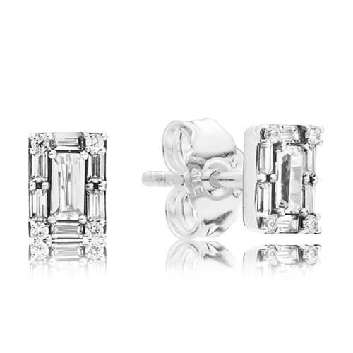 PANDORA Luminous Ice Earrings 297567CZ