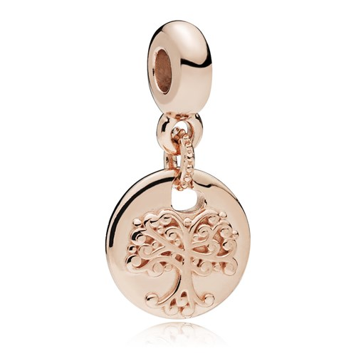 PANDORA ESSENCE ROSE™ In My Heart Charm 787646