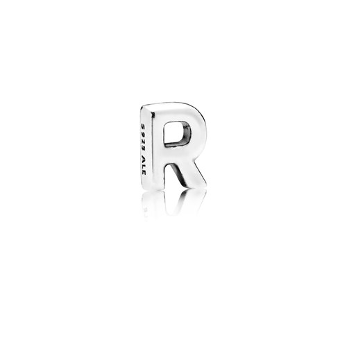 PANDORA Letter R Floating Petite Locket Charm 797336