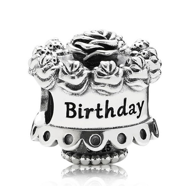 d981a5d6c PANDORA Happy Birthday Charm - Pancharmbracelets.com