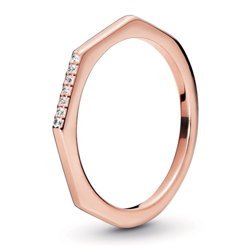 Pandora Rose™ Multifaceted Ring 188343CZ
