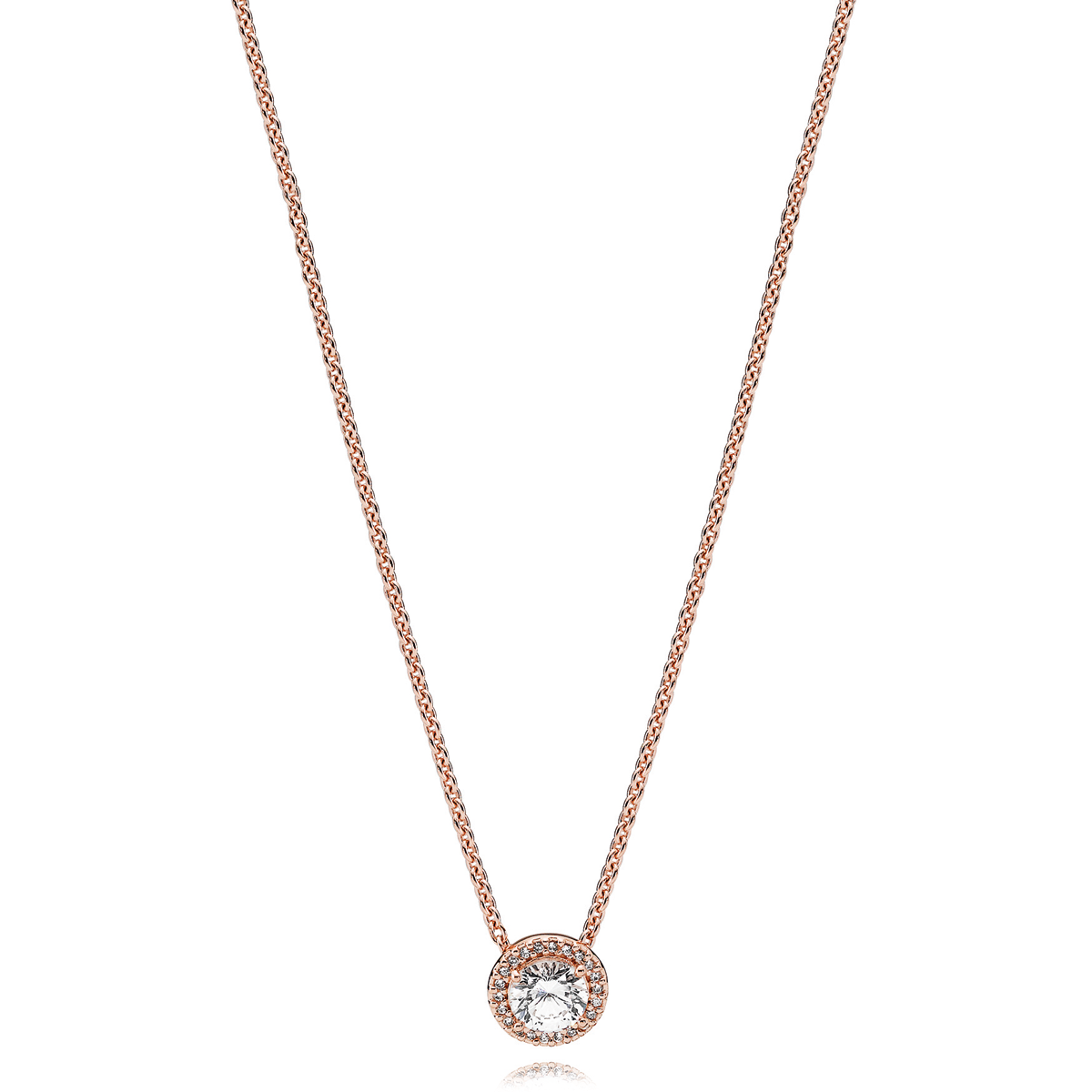 Pandora necklaces pancharmbracelets pandora rose cz classic elegance necklace detail pandora rose cz classic elegance necklace aloadofball Gallery