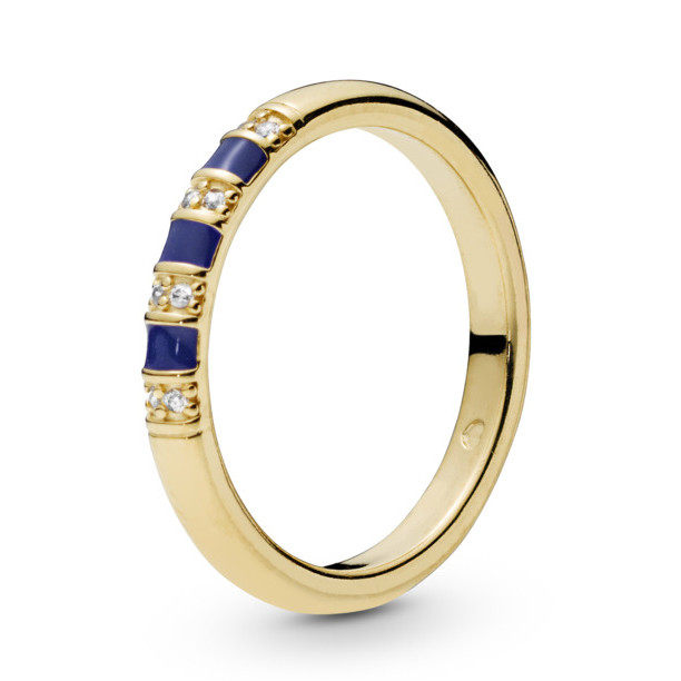 0f297aa48 PANDORA Shine™ Exotic Stones & Stripes Ring ...