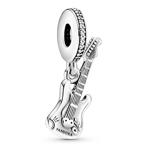 Pandora Electric Guitar Dangle Charm 798788C01