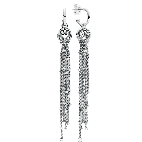 PANDORA Enchanted Tassels Drop Earrings