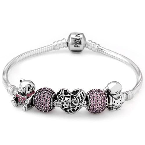 Love From Daughter Charm Bracelet