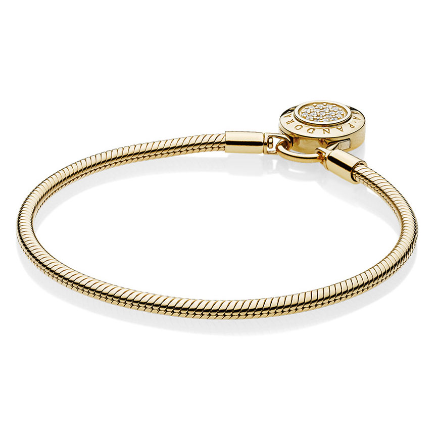 c23fa5ae0 ... real pandora shine moments smooth signature padlock bracelet 567757cz  80a57 33a6b