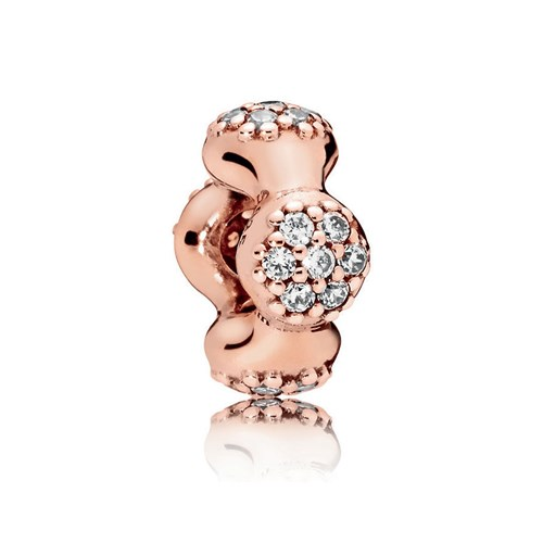 PANDORA Modern Rose™ Lovepods Spacer 787292CZ
