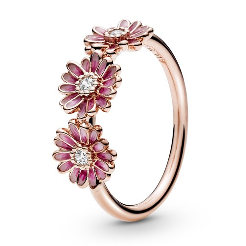 Pandora Rose™ Pink Daisy Flower Ring 188792C01