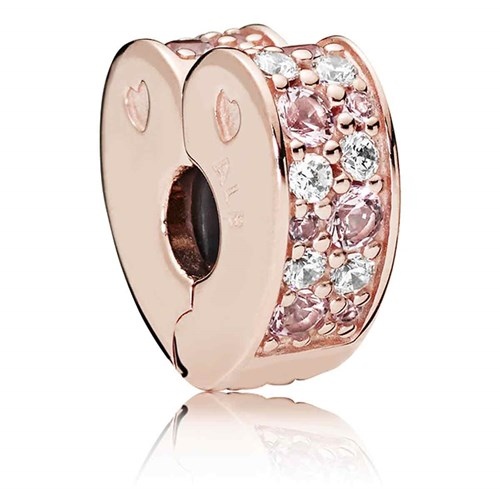 PANDORA Rose™ Arcs of Love Clip 787020NPM