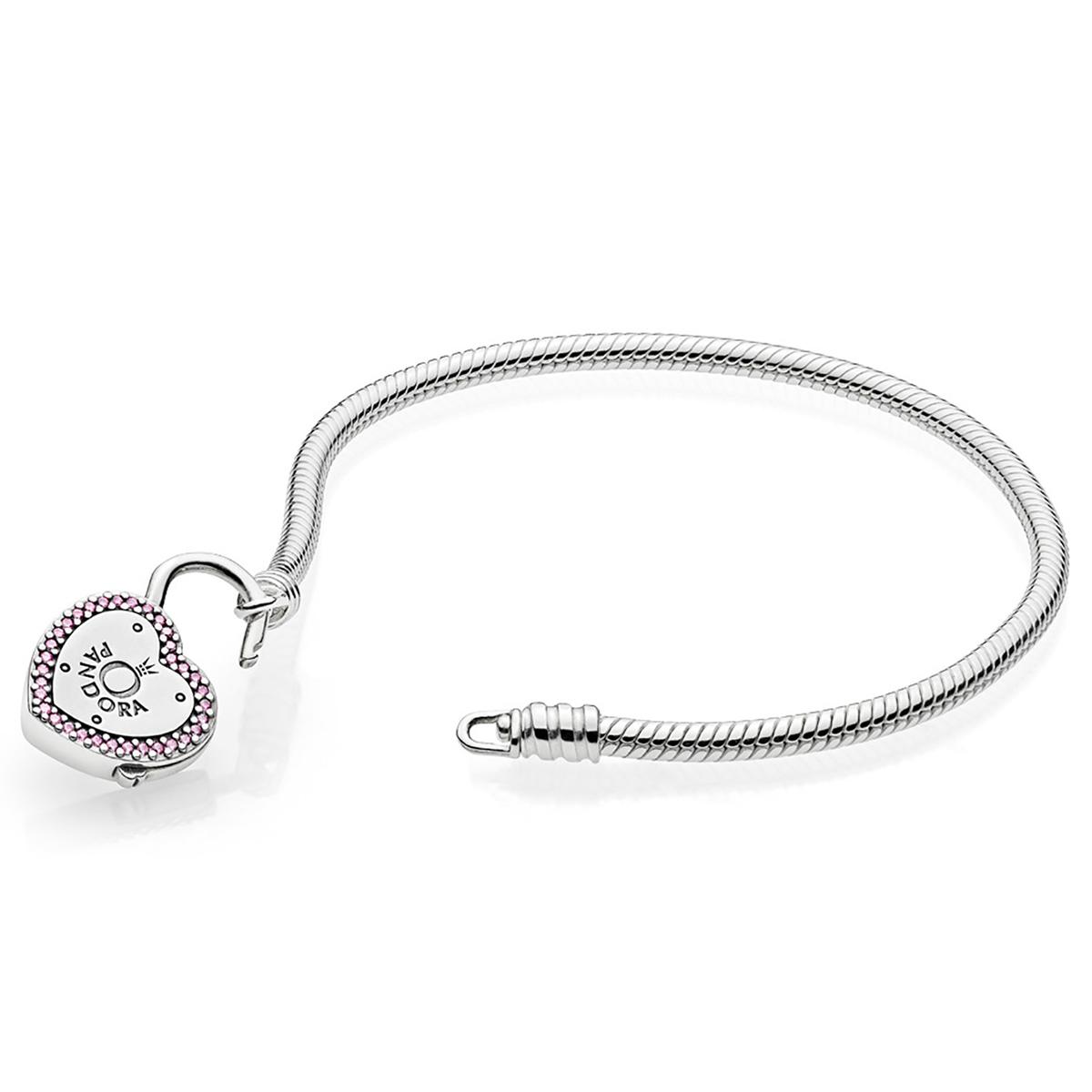 Pandora Lock Your Promise Bracelet