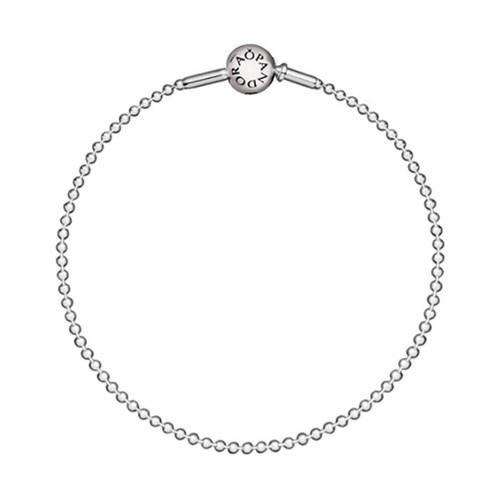 e699679a6 PANDORA ESSENCE Collection Beaded Sterling Silver Bracelet -  Pancharmbracelets.com