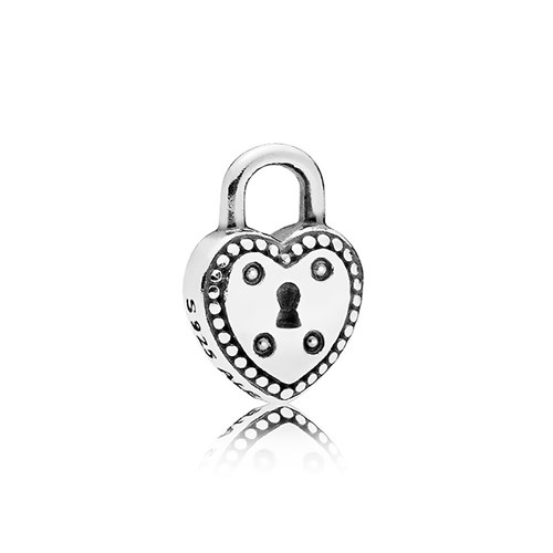 PANDORA Love Lock Petite Locket Charm 796569