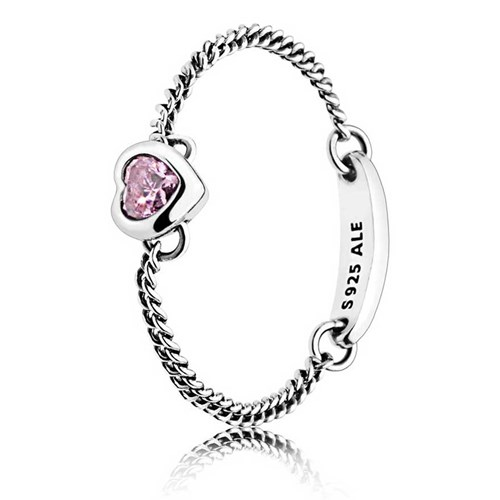 PANDORA Spirited Heart Ring 197191PCZ