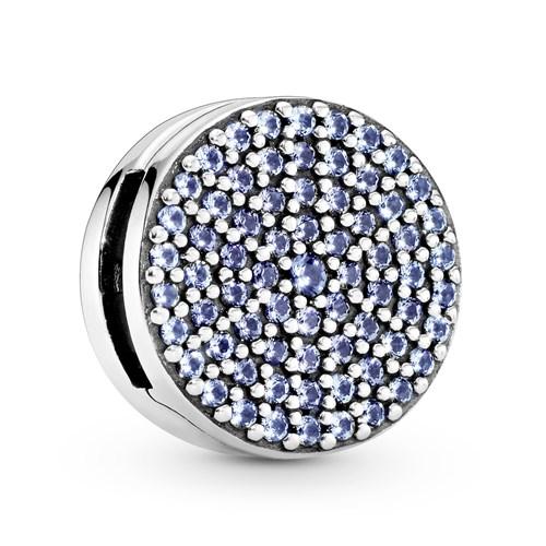 Pandora Reflexions™ Pavé Snowflake Clip Charm