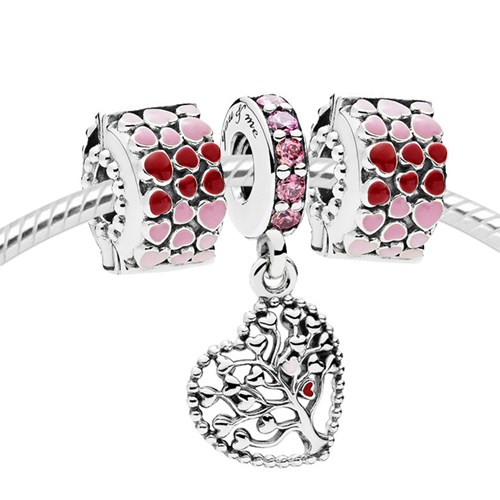 PANDORA Our Love Runs Deep Gift Set 3681