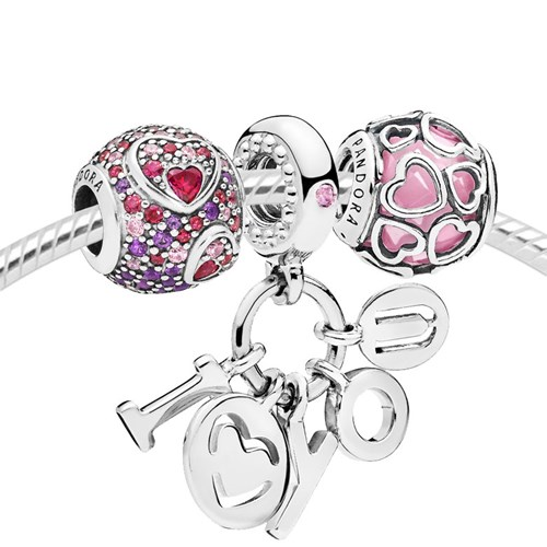 PANDORA Love You Gift Set 3680