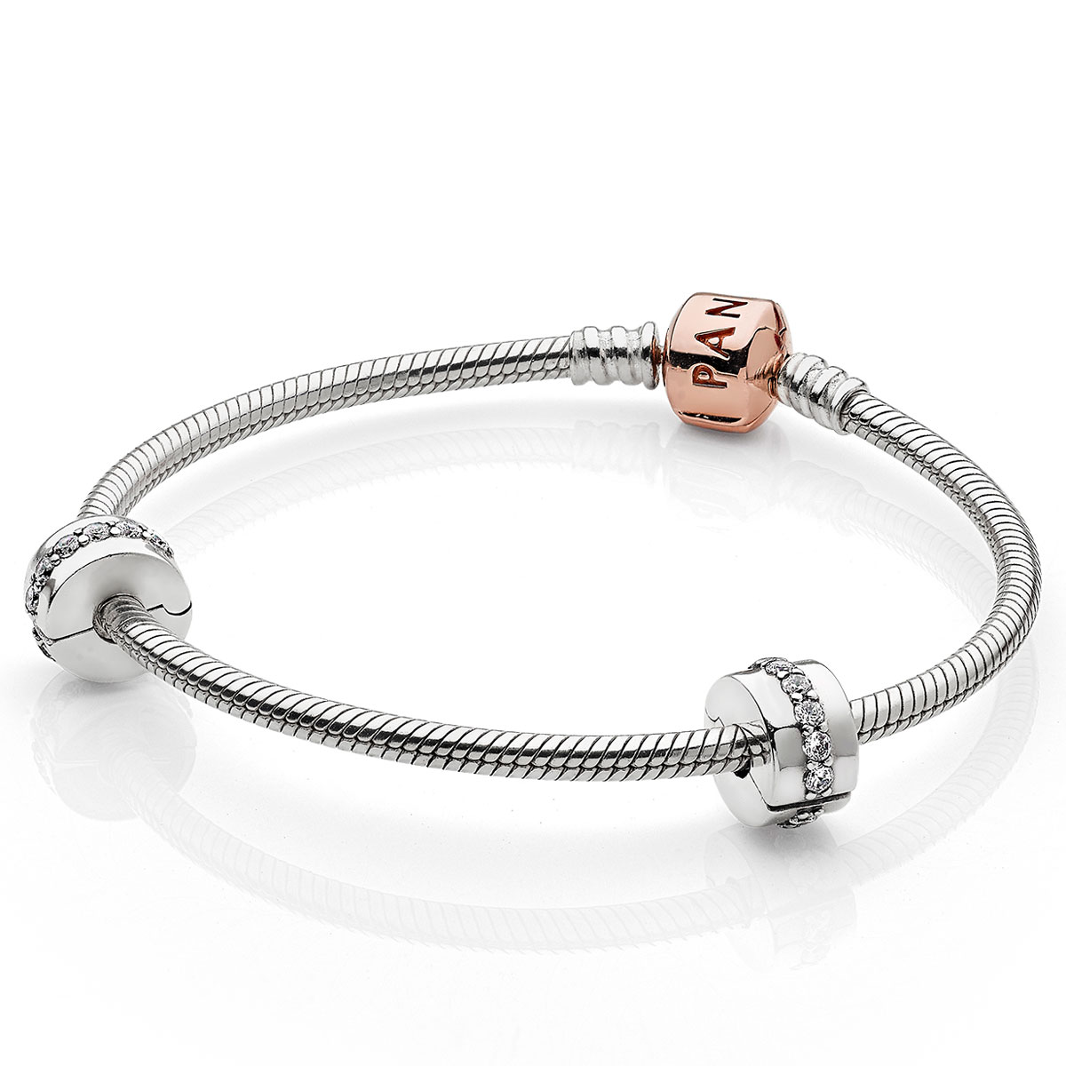 Pandora Moments Rose™ Iconic Gift Set (Includes a Free $65 Charm ...