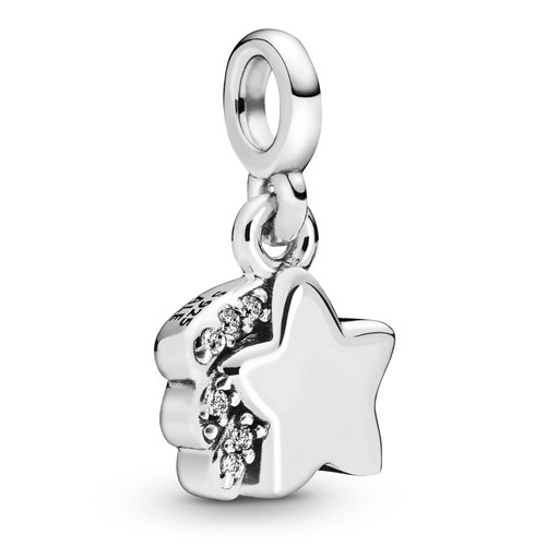 Pandora My Shooting Star Dangle Charm 798378CZ