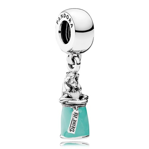 PANDORA Disney, Alice's Magic Potion Dangle