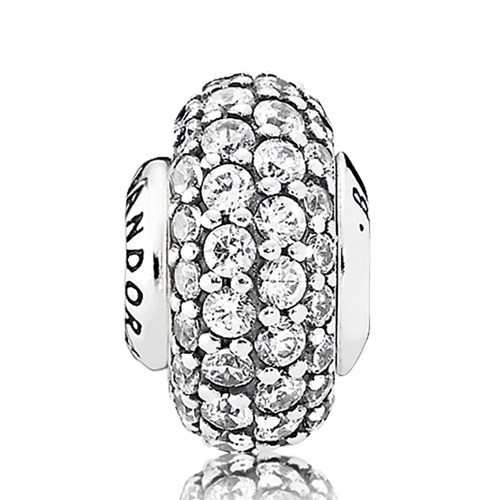 PANDORA ESSENCE BALANCE, Clear CZ Spacer