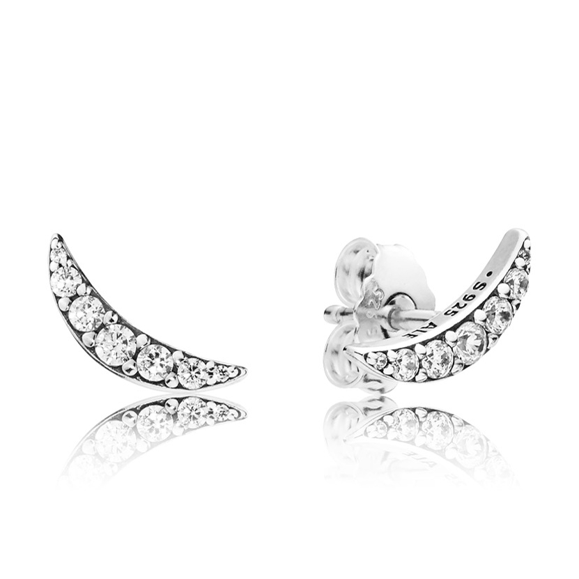Pandora Lunar Light Earrings 297569cz