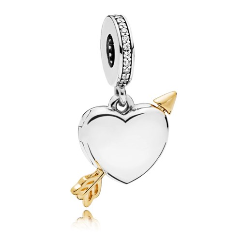 PANDORA Shine™ Arrow of Love Dangle Charm B801113