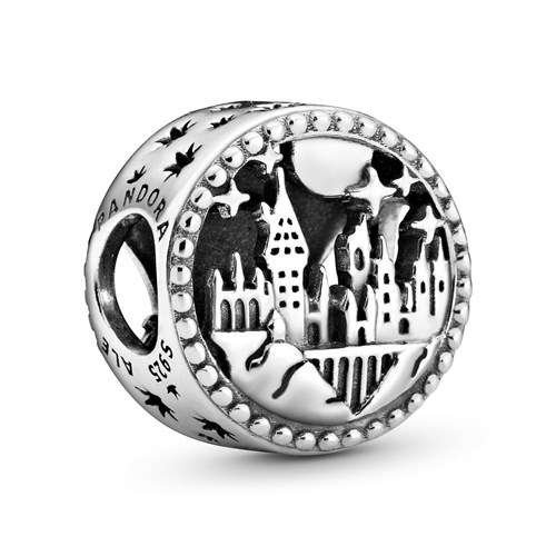 Pandora Harry Potter Collection, Hogwarts School of Witchcraft and Wizardry Charm 798622C00