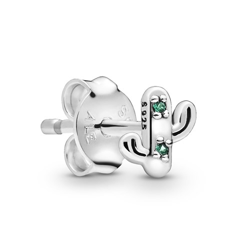 Pandora My Lovely Cactus Single Stud Earring 298370NRG