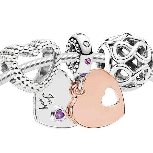 "Pandora ""I Didn't Choose You, My Heart Did"" Gift Set 3716"